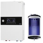 Электрический котел отопления и горячего водоснабжения